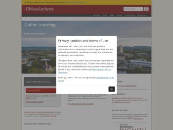 Blackboard Learn - UMassOnline