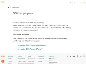 GSK employees | GSK US - GSK.com