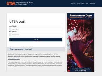 UTSA Blackboard Learn - Blackboard.com