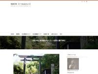 2001年以来再建がならない吉野の勝手神社