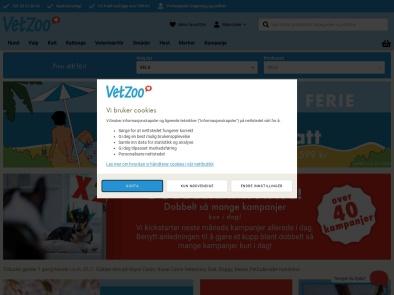 Vetzoo skjermbilde