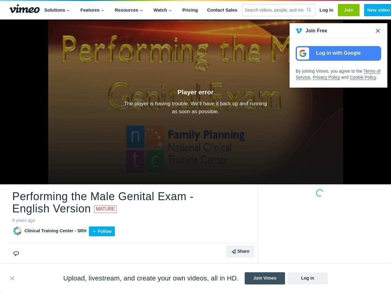 Gay Physical Exams