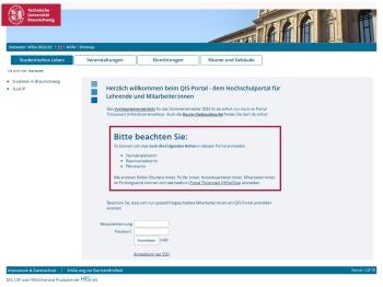 QIS-Portal - Technische Universität Braunschweig