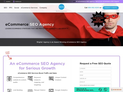 3 Things to Keep in Mind When Working on Your eCommerce SEO
