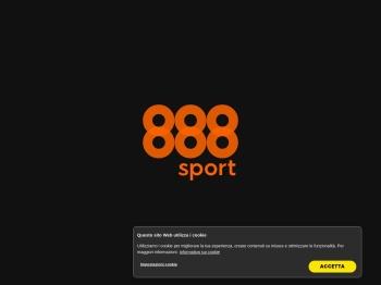 888sport: Scommesse Sportive Online » Ricevi 100€ bonus di ...