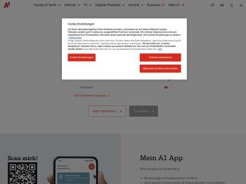 Webmail - A1.net