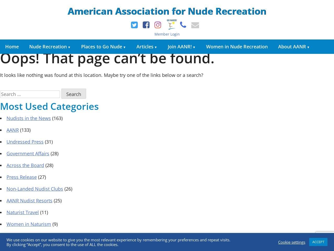 American Nude Club