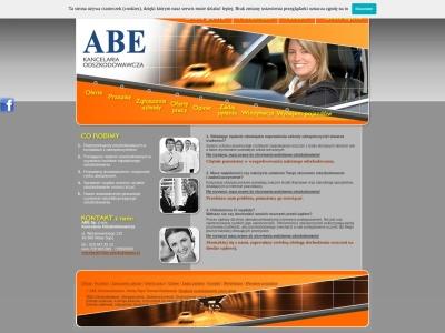 AB Odszkodowania, dochodzenie odszkodowań - Nowy Sącz