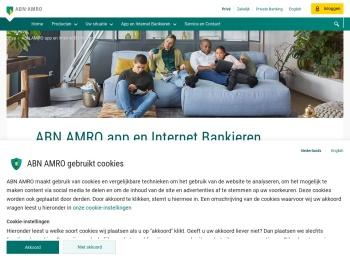 Internet Bankieren en de ABN AMRO app - ABN AMRO
