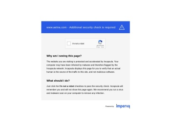 Contact Us | Aetna