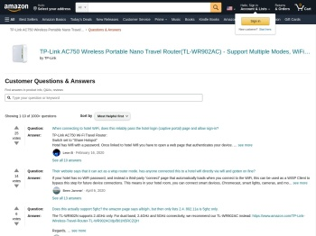 Customer Questions & Answers - Amazon.com