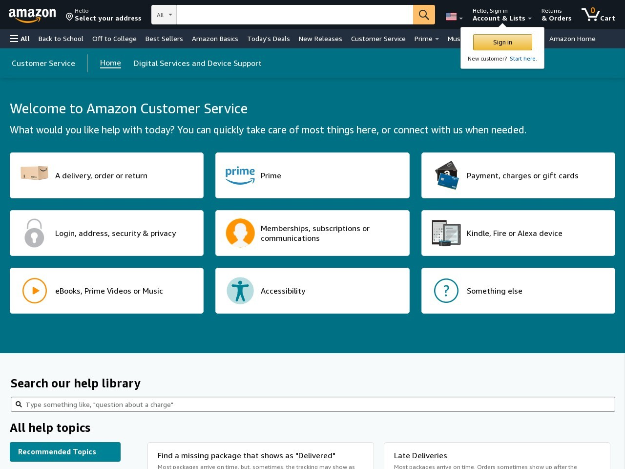 Amazon.com Help: Why Can't I Log into My Account?