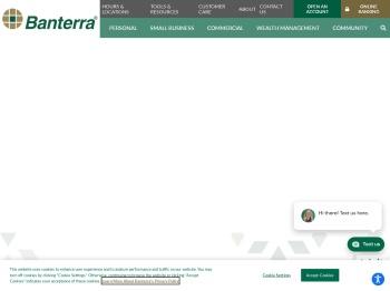 Online Banking - Banterra