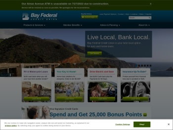 Bay Federal Credit Union | Making a Real Difference