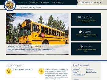 RE Jewell Elementary School - Bend - Bend-La Pine Schools