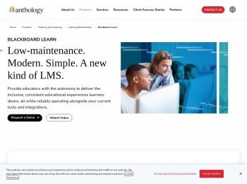 Blackboard Learn | Responsive & Advanced LMS System ...