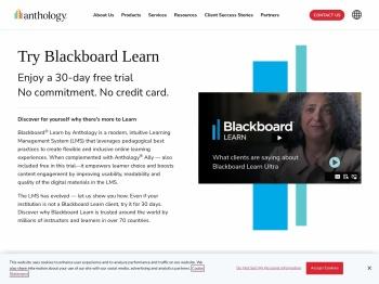 Free Trial - Blackboard