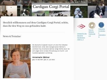 Das Neuste: - cardigan-corgi-portal