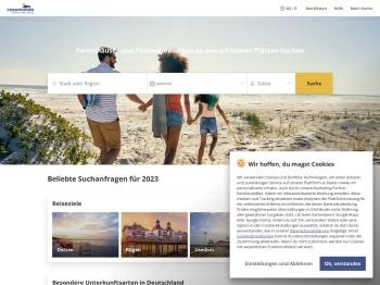 Ferienhäuser & Ferienwohnungen online buchen ...