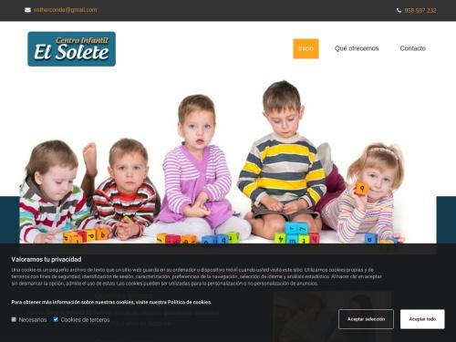 Centro Infantil El Solete de OGIJARES