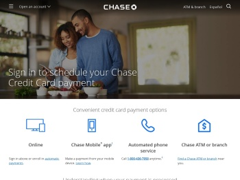 Online Payments   Credit Card   Chase.com - Chase Bank