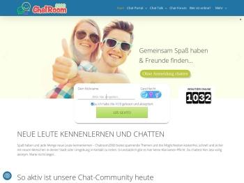 Chatroom2000 – Kostenloser Chat ohne Anmeldung