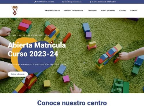 Colegio Santa María Del Carmen de MADRID