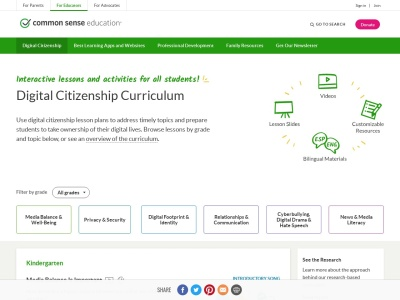 Screenshot of Super Digital Citizen