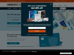 ContactsDirect Coupon and Promo codes