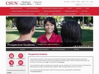 Applicants | California State University, Northridge - CSUN.edu
