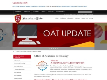 Office of Academic Technology - California State University ...