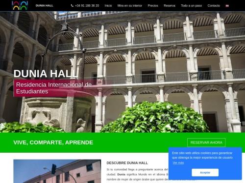 Dunia Hall de ALCALA DE HENARES