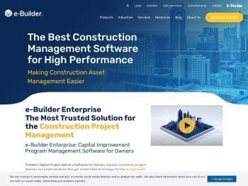 e-Builder - Construction Management Software