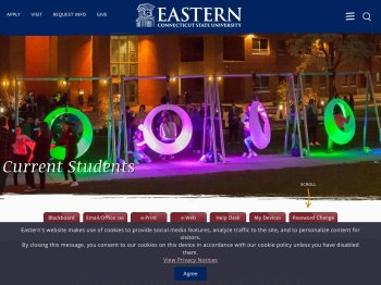Current Students - Eastern - Windham - Eastern Connecticut ...