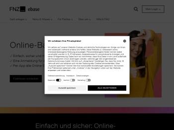 Online-Banking & App - ebase