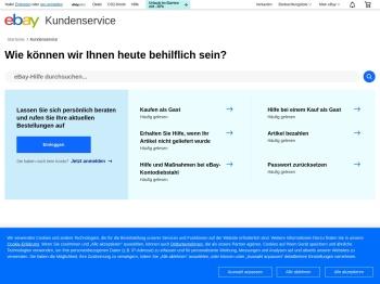 eBay-Kundenservice