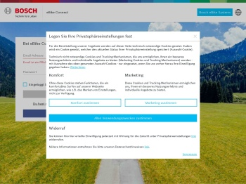 Bosch eBike Connect