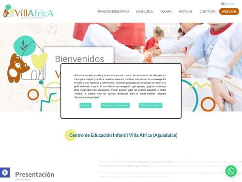 Villa Africa Centro De Educacion Infantil de ROQUETAS DE MAR