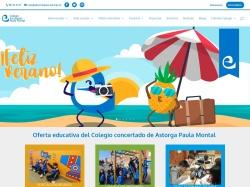 Colegio Paula Montal – Fundacion Educativa Escolapias de ASTORGA