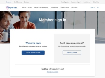 Experian Login - Boost, Credit Report and Score, Identity Theft