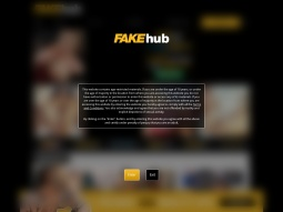 Fakehub screenshot