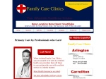 thumbnail image of Family Care Clinic North Dallas