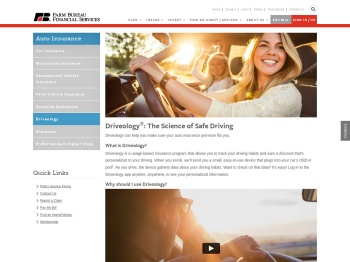 Driveology is The Science of Safe Driving | Farm Bureau ...