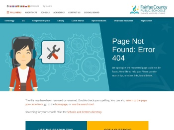 FCPS 24-7 Learning (Blackboard)   Fairfax County Public ...