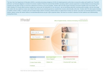 Vendor Portal - finance360.org