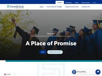 Forsyth Tech - Community College