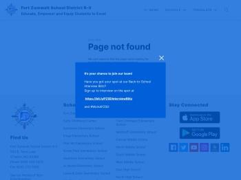 Parent Portal - Fort Zumwalt School District