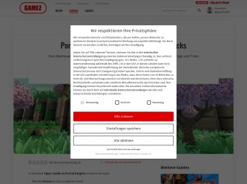 Portal Knights Tipps - Die besten Tricks | GAMEZ - GameZ.de
