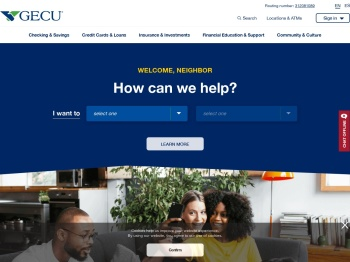 GECU - Home, Auto and Personal Loans | Credit Cards ...