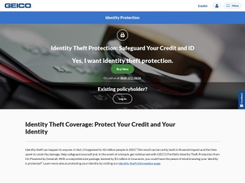 Identity Theft Protection - Safeguard Your ID   GEICO